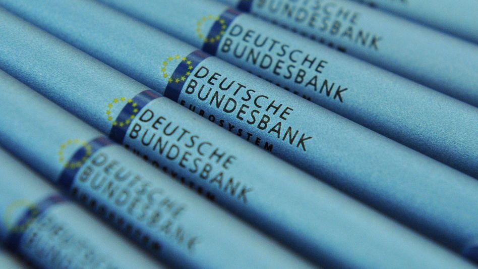 Deutsche Bundesbank: Störrisch gegenüber den Einlassungen von EZB-Chef Mario Draghi