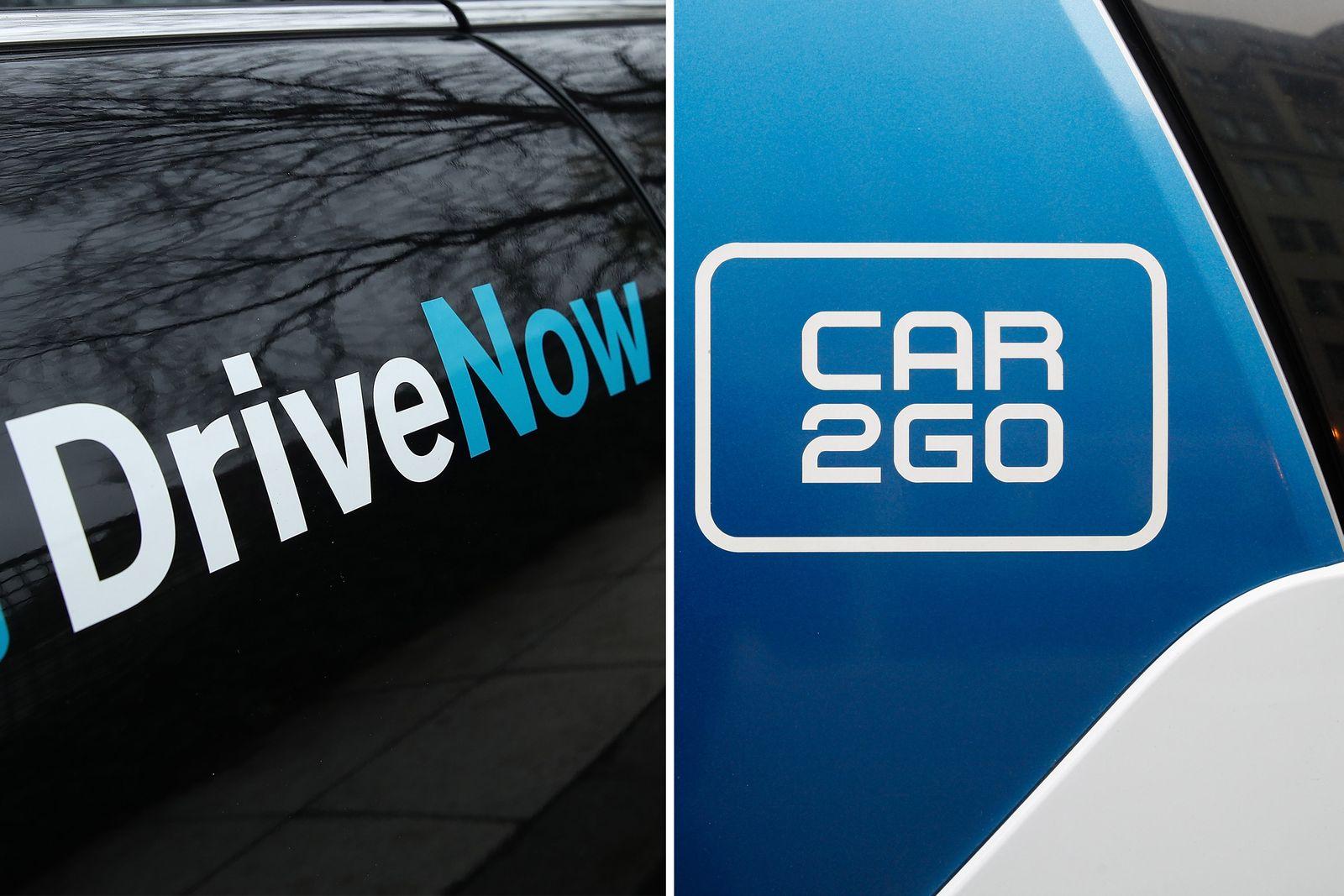 KOMBO DriveNow / car2go