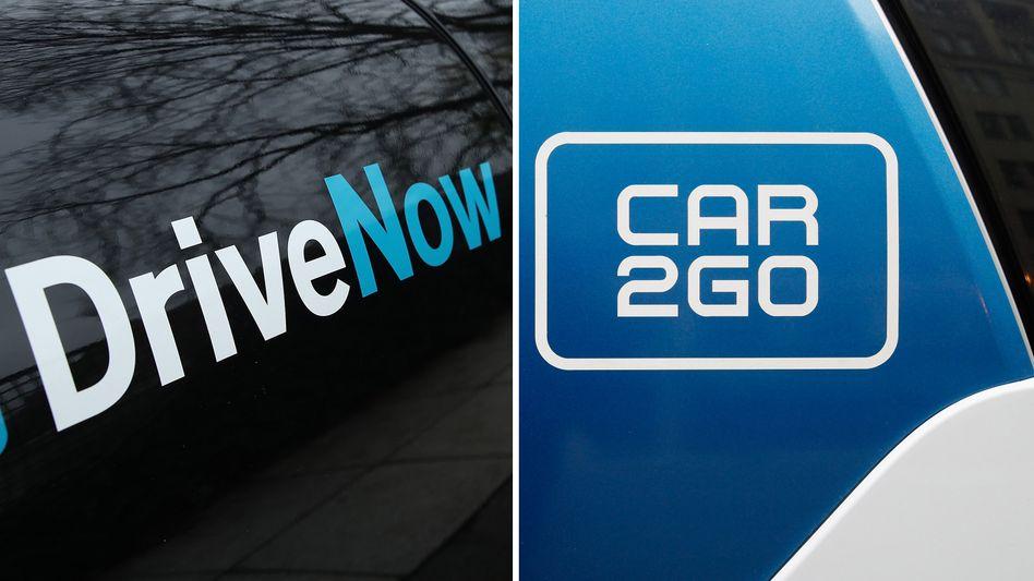 DriveNow und Car2go: Die Fusion ist auf den letzten Metern