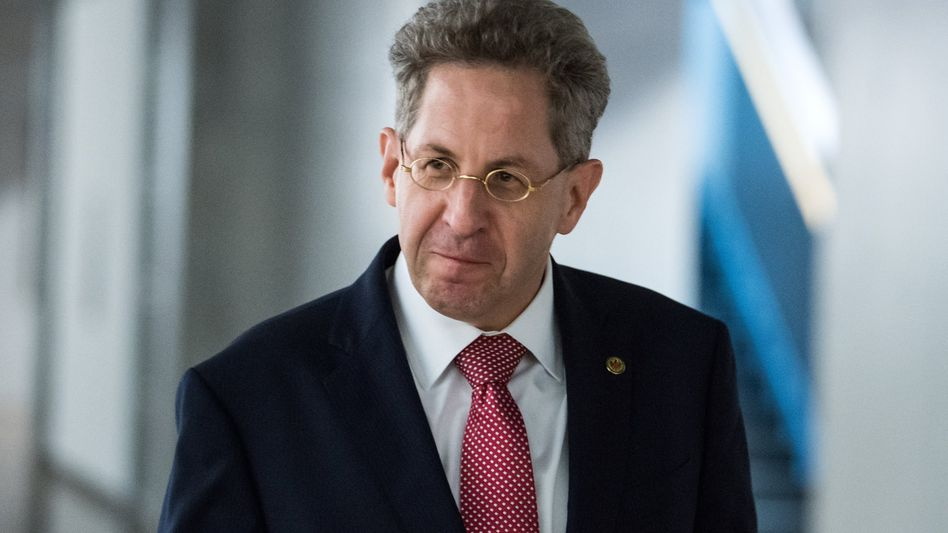Abgang: Hans-Georg Maaßen wird Staatssekretär im Innenministerium