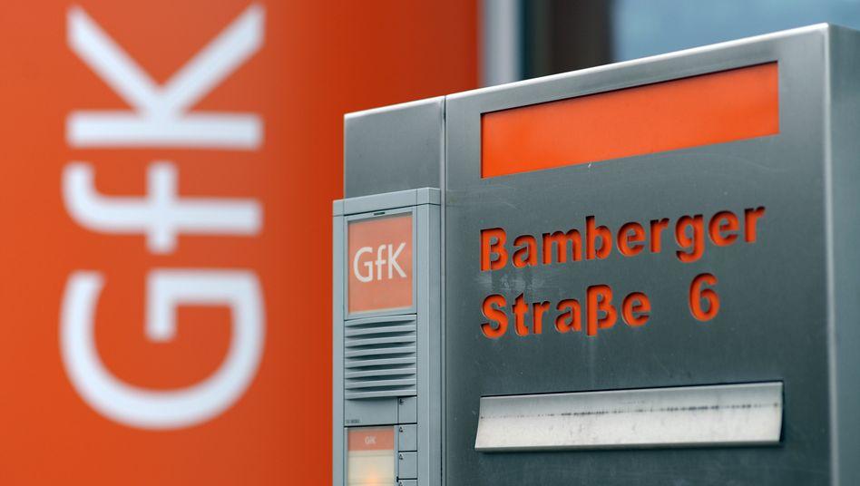 Gesellschaft für Konsumforschung GfK in Nürnberg: