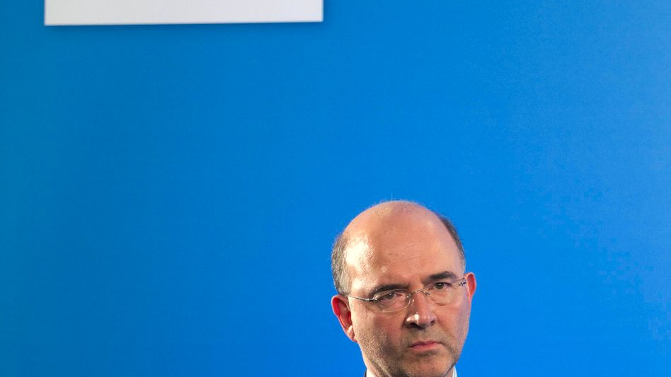 Kämpfer gegen die Schuldenlast: Der französische Finanzminister Pierre Moscovici