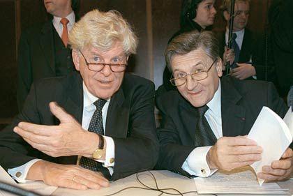 Der neue Mann an der EZB-Spitze: Jean-Claude Trichet (Foto) hat die Nachfolge von Wim Duisenberg angetreten