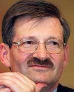 FDP-Finanzexperte Solms: Anleihen bei Groucho Marx?