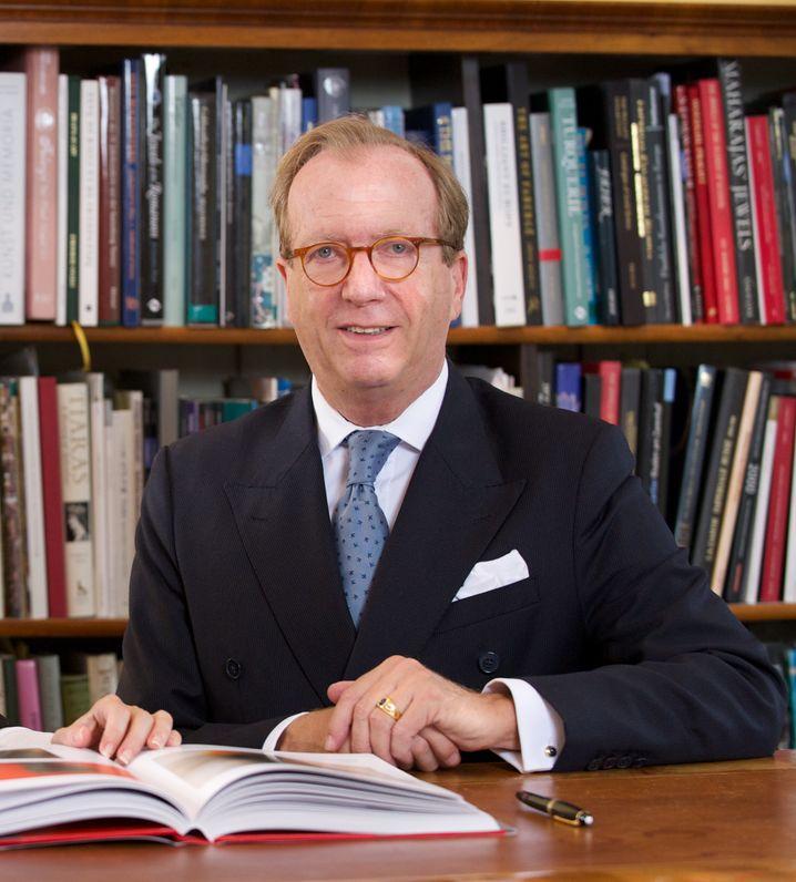Heinrich Graf von Spreti ist Präsident von Sotheby's Deutschland - hier schreibt er über seine Small-Talk-Tricks.