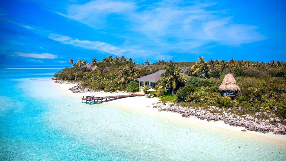 """Insel in der Südsee: An der Börse bietet das """"Island Reversal"""" etwas weniger schöne Aussichten"""