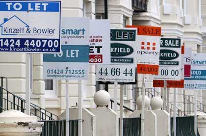 Schlussverkauf im Immobiliensektor: Die Preise für Eigenheime sinken