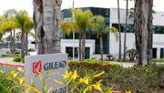 Gilead kauft deutsche Biotech-Firma für mehr als eine Milliarde Dollar