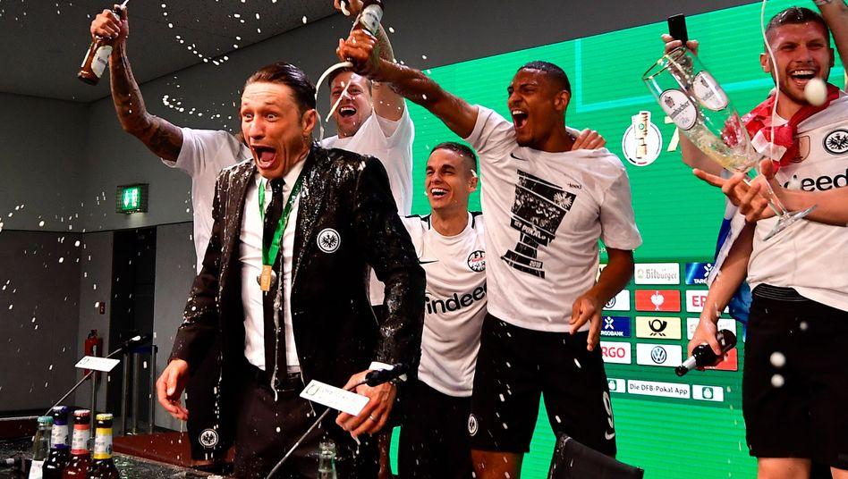 DFB-Pokalsieger Eintracht Frankfurt: Innovativ genug, um die Bayern dauerhaft zu ärgern?