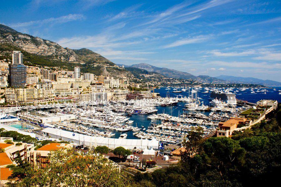 Monace Yacht Show