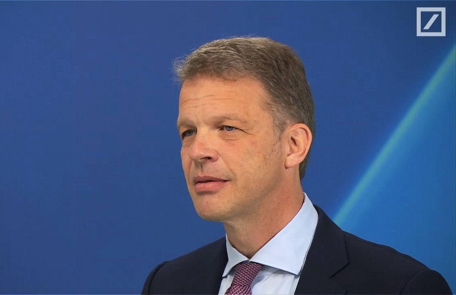 Deutschland, Frankfurt, 27.05.2021 Hauptversammlung der Deutsche Bank AG Foto: Christian Sewing, Vorstandsvorsitzender (