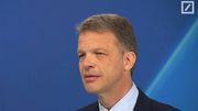 Sewing trommelt für Fusionen - aber nicht bei Deutscher Bank