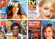 """Neue Zeitschriften: Zu den bisherigen Titeln von Bauer kommen nun Magazine wie das """"FHM"""""""