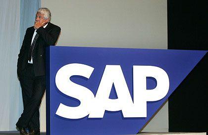 Verkauft Aktien: SAP-Gründer Plattner