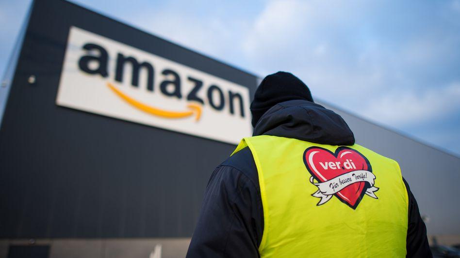 Bei Amazon steht der nächste Streik an