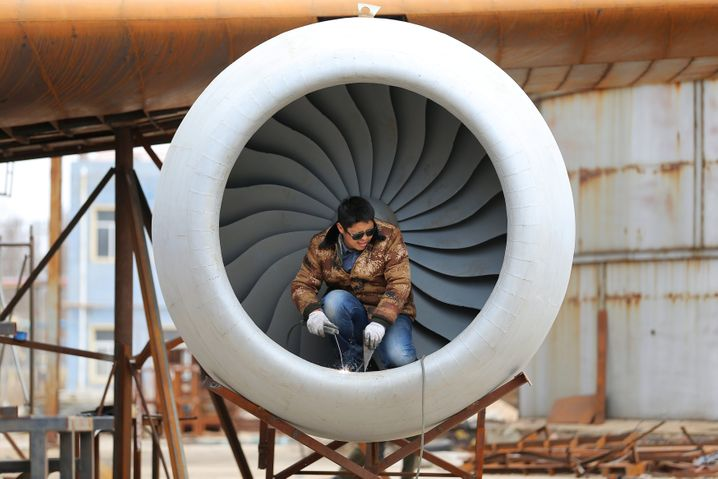 Airbus stoppt Endmontage in China