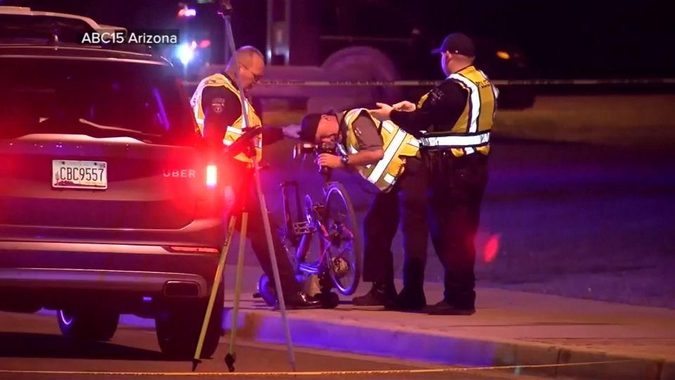 VIDEOSTARTBILD Tödlicher Unfall mit selbstfahrendem Auto von Uber