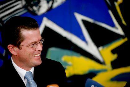 """""""Es hat ein klares Entgegenkommen gegeben"""": Minister Guttenberg in New York"""