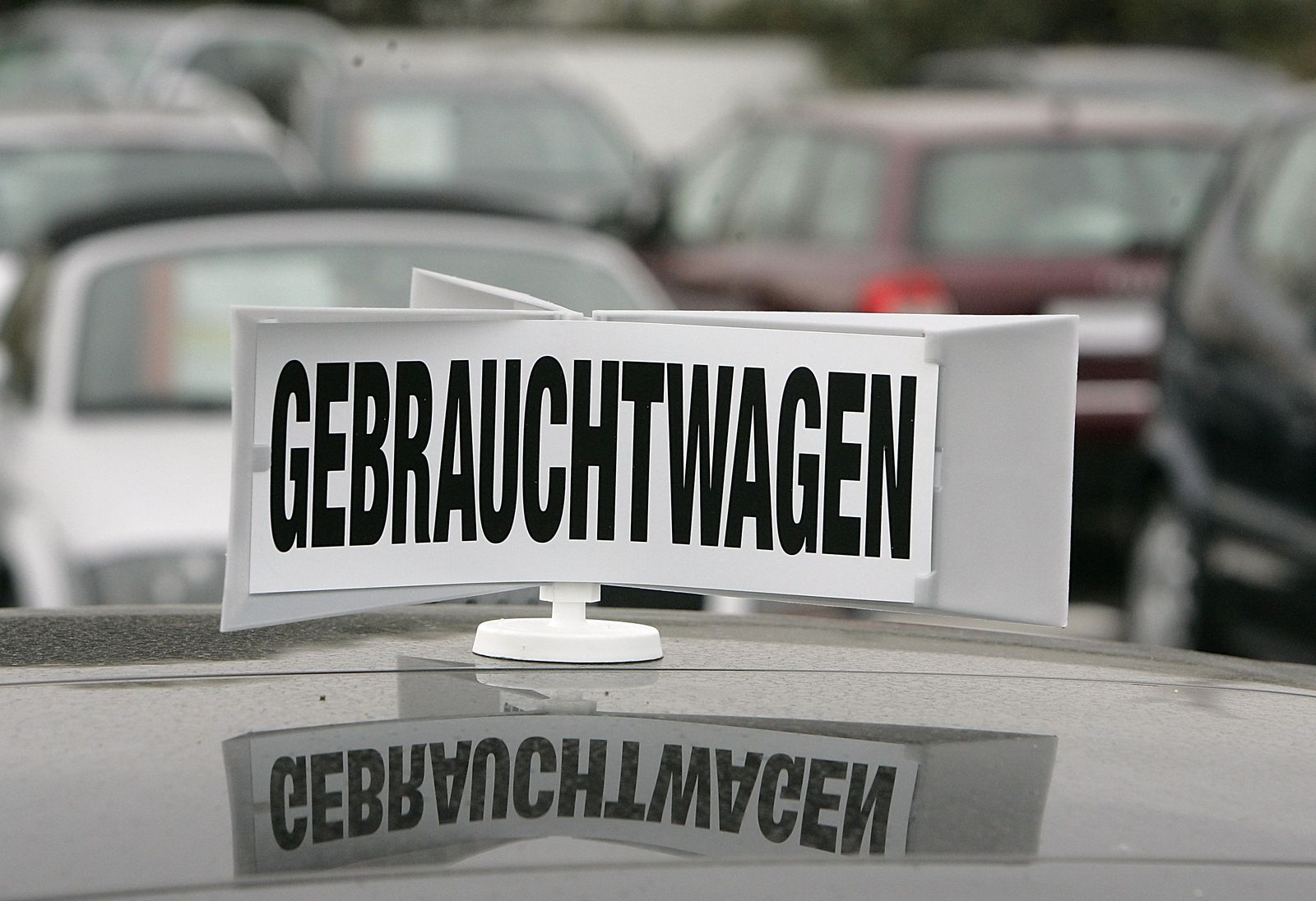 DEU Verbraucher Gebrauchtwagen BGH