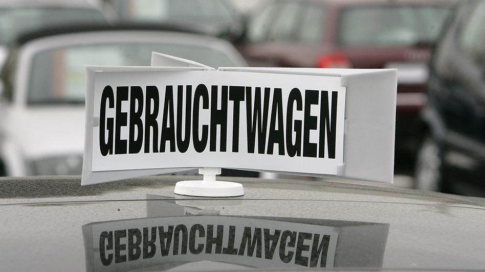 Gebrauchtwagenhandel: Auto1 hat an der Börse bislang wenig Erfolg