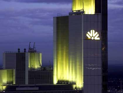 Commerzbank Zentrale: Wenig Vertrauen in die Zukunft?