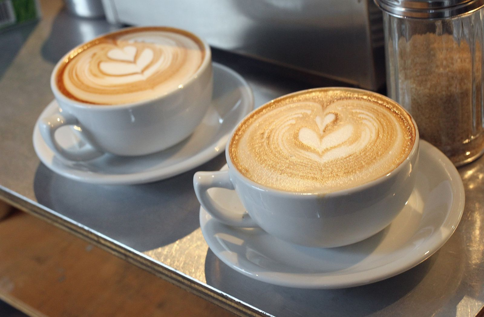 Herz Quiz / Kaffee