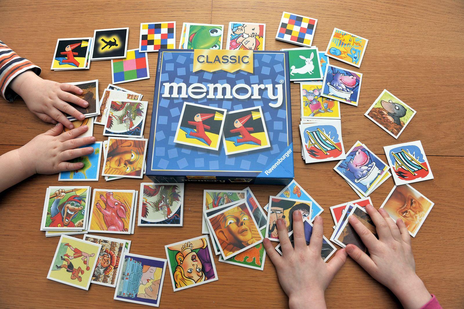 Gedächtnis-Quiz