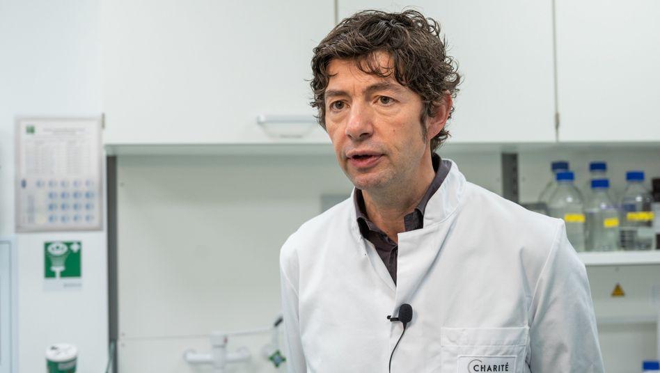 Deutschlands Chef-Virologe: Christian Drosten ... oder doch lieber Alexander Kekulé?