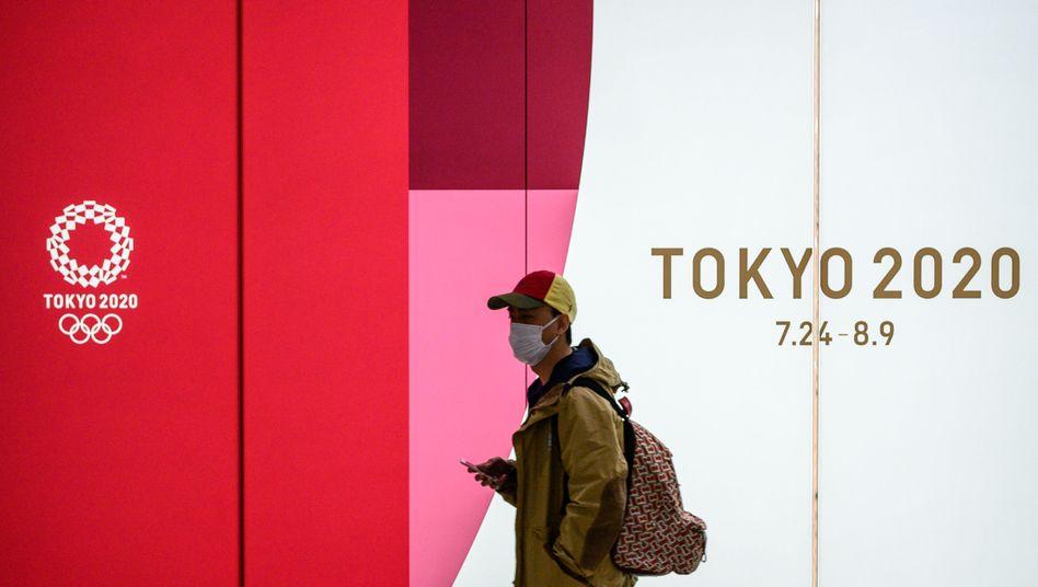 Tokio 2020: Die Sommerspiele werden verschoben