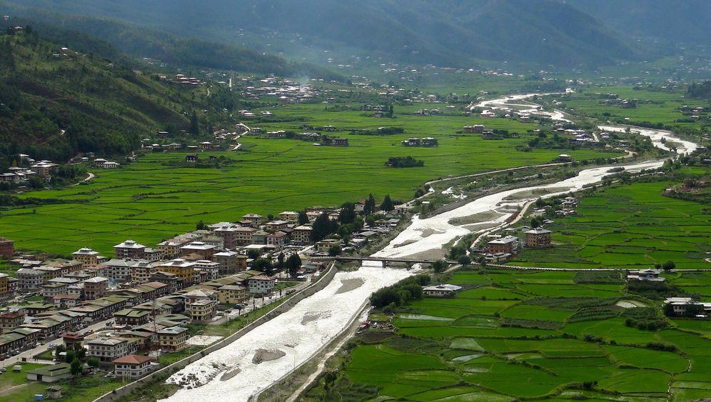 Unterwegs in Bhutan: Verwunschenes Königreich