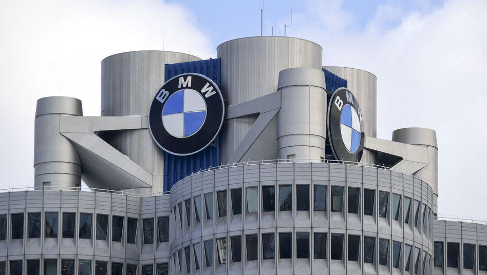 Es rumort in der BMW-Zentrale