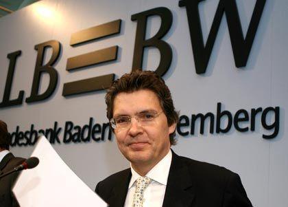 Geschasst: LBBW-Chef Jaschinski