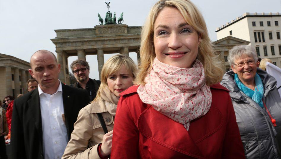 Mit einem Entgeltgleichheitsgesetz will Bundesfrauenministerin Manuela Schwesig mehr Gerechtigkeit schaffen