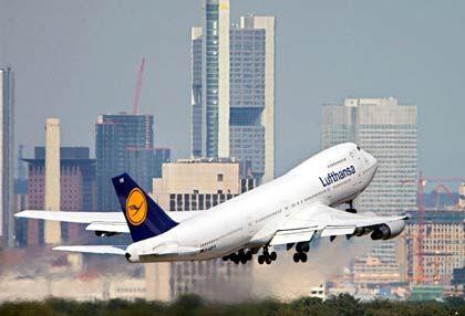 Abgehoben: Der Gewinn der Lufthansa im ersten Halbjahr ist mehr als doppelt so hoch wie erwartet