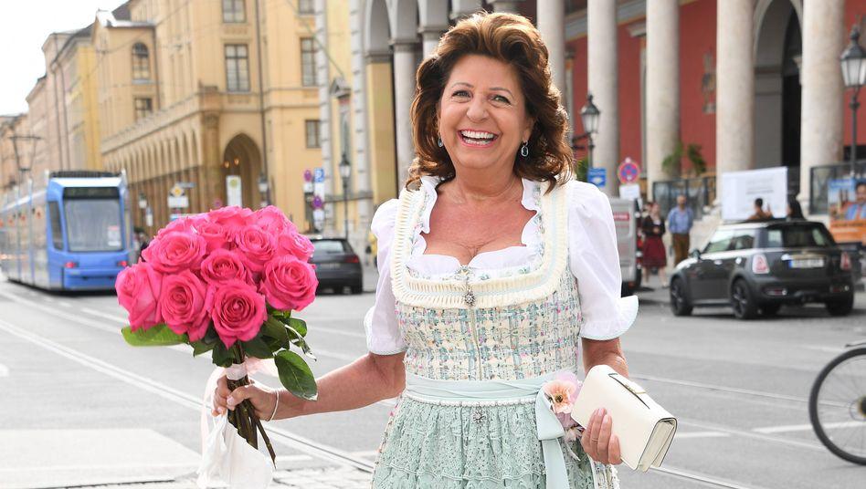 Milliardenschwer: Babette Albrecht