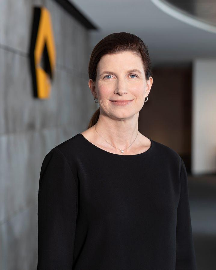 """""""Wir haben ein gesundes Kreditbuch: Finanzchefin Bettina Orlopp"""