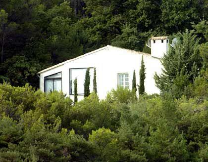 Villa von Duisenberg: Im südfranzösischen Faucon bei Avignon gelegen