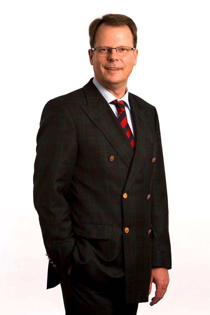 Peter Mertens ist seit Mai 2017 Audis Technikchef