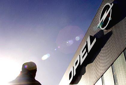 Opel-Werk in Bochum: Streit um die zkunft von 350 Service-Mitarbeitern