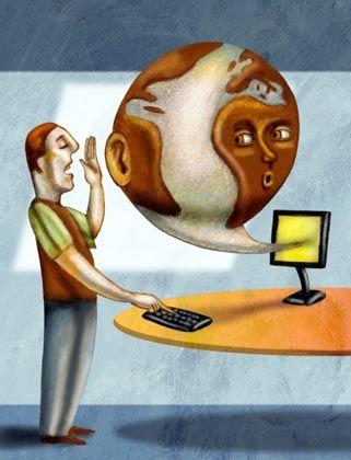 Gewagte Kommunikation: Herabsetzende Äußerungen in Foren und Blogs, können ernste Konsequenzen haben