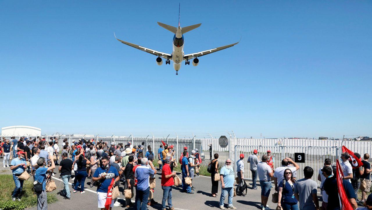 Airbus steckt weiter in der Bestellflaute - manager magazin - Unternehmen