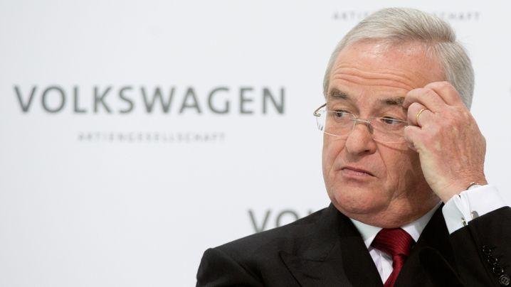 """Martin Winterkorn: """"Qualität ist bei Volkswagen Chefsache"""""""