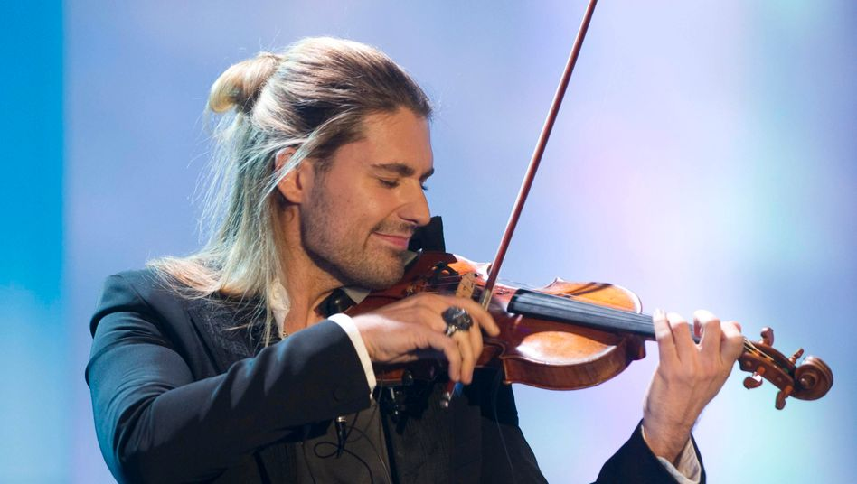 Violinist David Garrett: Für Tourneen des Echo-Preisträgers werden mittlerweile 665.000 Eintrittskarten verkauft