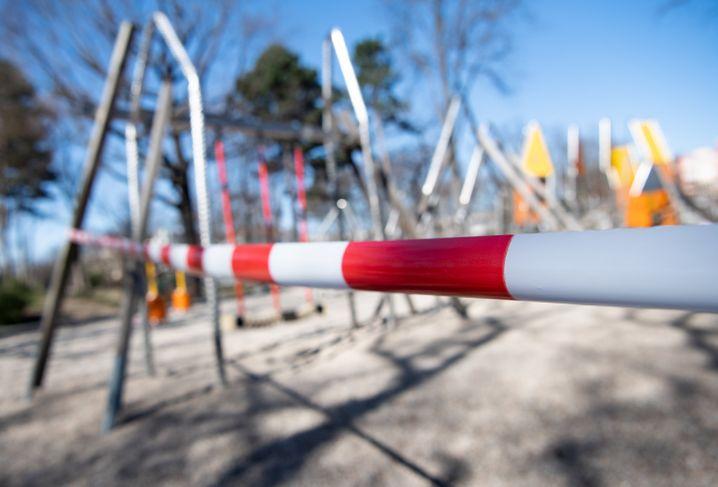 Kinderspielplätze sollen wieder öffnen