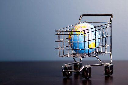 Alles mitnehmen: Ohne Konsum geht wirtschaftlich nichts