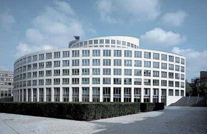 Eon-Zentrale in Düsseldorf: Immer neue Gespräche mit Gazprom über die eigentlich schon beschlossene Beteiligung an einem Gasfeld in Russland