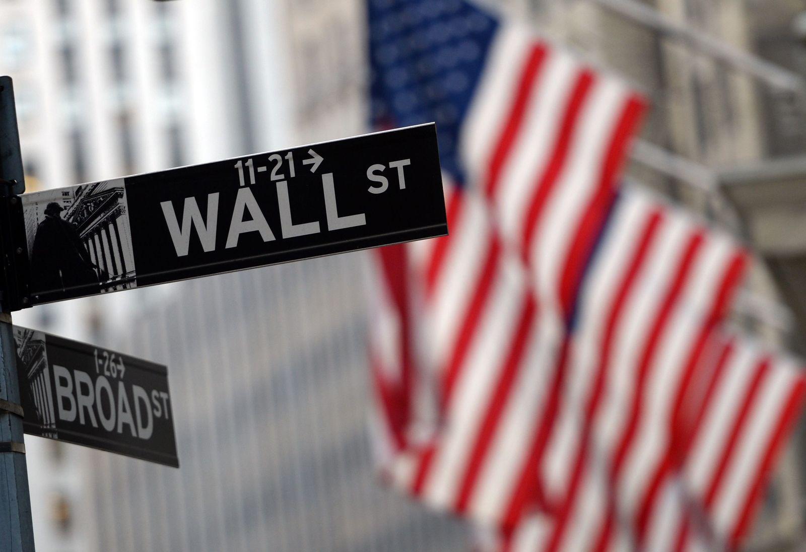 Steuerreform USA / Wall Street