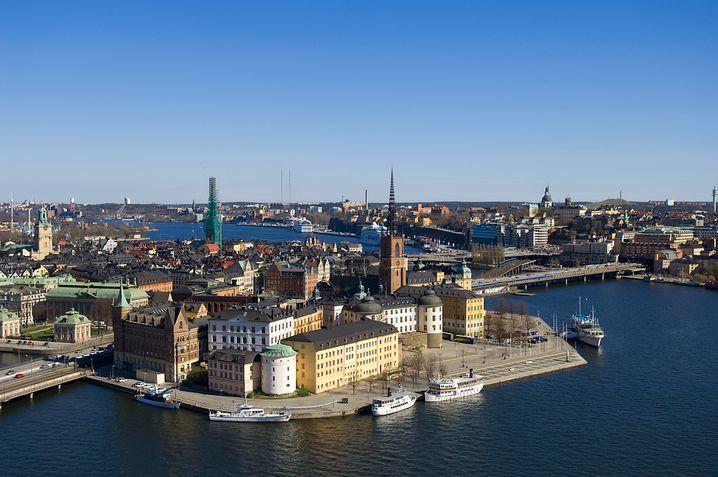 Stockholm hat bisher nur Pläne für den Kampf gegen die Luftverschmutzung, aber noch nichts umgesetzt