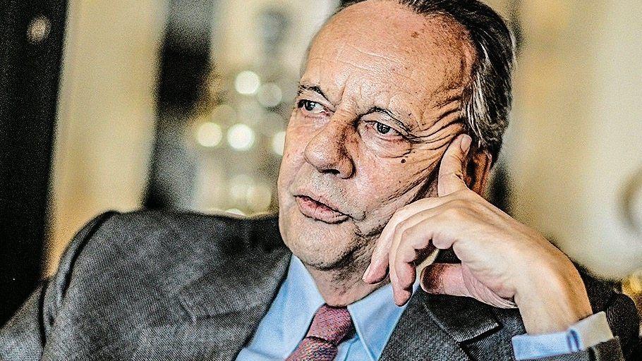 ABSCHIED AUS DEM BEIRAT Clanchef August Oetker muss den Vorsitz räumen
