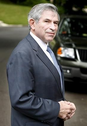 Paul Wolfowitz: Fiel nach persönlichen Verfehlungen weich - Bush lobte ihn auf den Posten des Weltbankpräsidenten